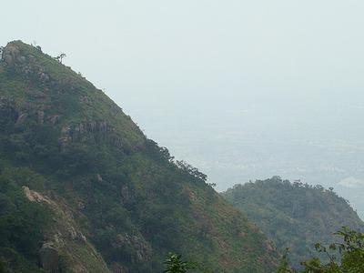 The Kolli Hills