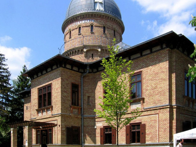 The Kuffner Observatorys Main Building