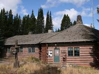 O Lago Ranger Station