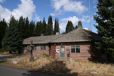 The Lake Ranger Station - Yellowstone - USA