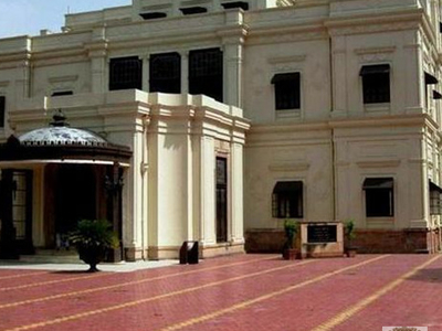 The Lalbagh Palace