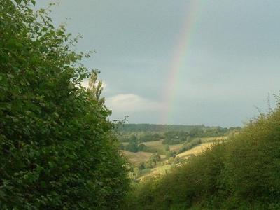The Lane To  Avenbury