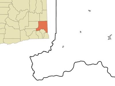 The Location Of Pullman In Washington