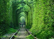 The Love Tunnel China