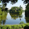 The Lower Lake In The Bois De Boulogne