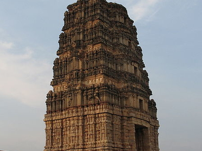 The Madhavaraya Temple In The Gandikota Fort