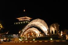 The Main Building Of Chiang Mai Night Safari