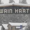 The Main Entrance Into Twain Harte