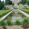 The Main House, Cascades, And Gardens Of \