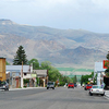The Main Street Of Challis