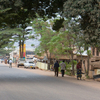 The Main Street In Kigoma