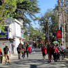 The Mall - Mussoorie