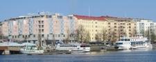 The Marina Of Savonlinna