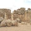 The Megalithic Remains At Ggantija