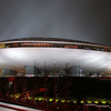 The Mercedes-Benz Arena
