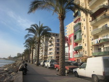 The Modern South Part Of Tyre