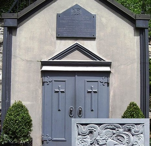 The Monument To John Lloyd Stephens
