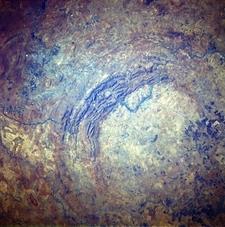 The Multi Ringed Vredefort Crater
