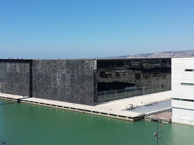 The Museum Of European And Mediterranean Civilisations In Marseille