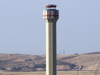 The New Air Traffic Control Tower