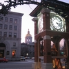 The New Hampshire State House As Seen From Eagle Square.