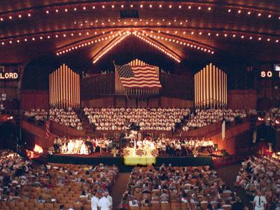 The Ocean Grove Great Auditorium 2007