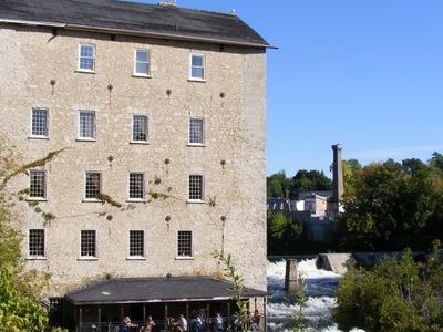 The Old Mill In Elora