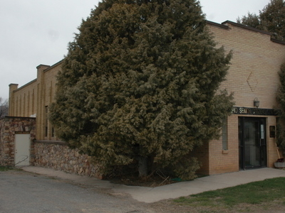 The Old Scipio Town Hall