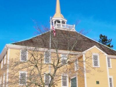 The Old Ship Church Hingham