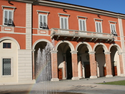 The Old Town Hall Of Scandicci