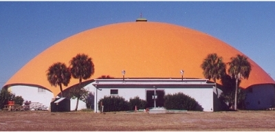 The Orange Dome
