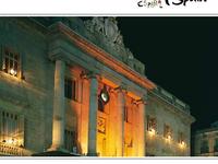 El Palau catalán Edificio del Gobierno Regional