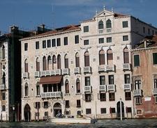 The Palazzo Barbaro