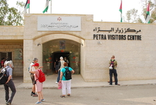 The Petra Visitors Centre