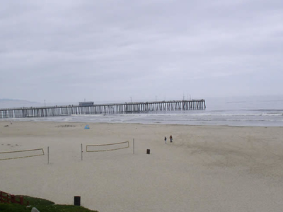 The Pier At Pismo Beach