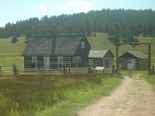 The Pioneer House