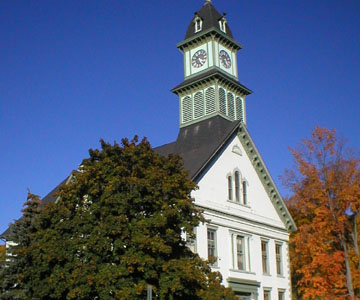 The Potter County Courthouse