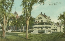 The Prospect Hotel 2 C Bethel 2 C M E