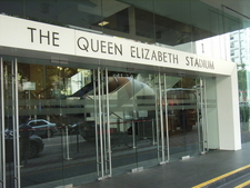The Queen Elizabeth Stadium