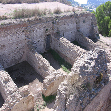 The Remains Of Villa Jovis