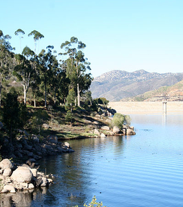 The Reservoir And Dam