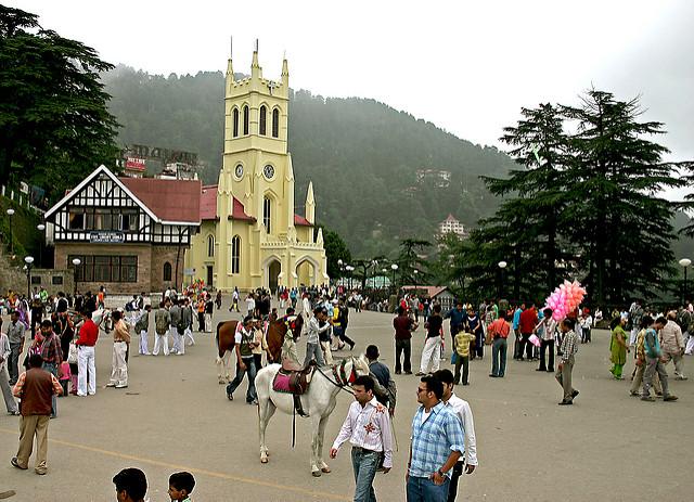 Shimla Manali Tour Photos