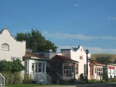 Thermopolis Houses