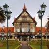 The Rotorua Museum Of Art And History