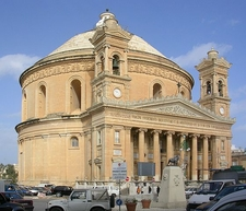 The Rotunda Of Mosta