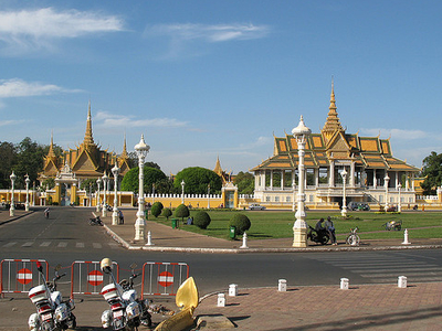 The Royal Palace  View