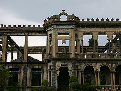 The Ruins At Talisay