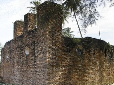 The Ruins Of The Dutch Fort