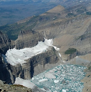 The Salamander Glacier