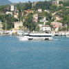 The Sea Front And Harbour Of Rapallo.
